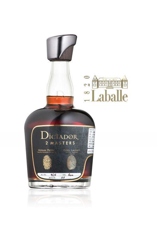 Rum Dictador 2 Masters Laballe 1976