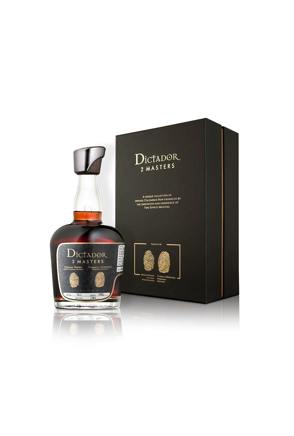Rum Dictador 2 Masters Despagne 1980